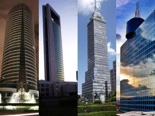 Son imponentes construcciones que retan los alcances de la arquitectura. Conoce los 10 edificios más altos de México.