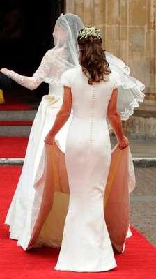 Desde que la hermana menor de la Duquesa Catalina apareció acompañándola en su boda, Pippa Middleton se corvirtió en un ícono de estilo que muchas quieren imitar.