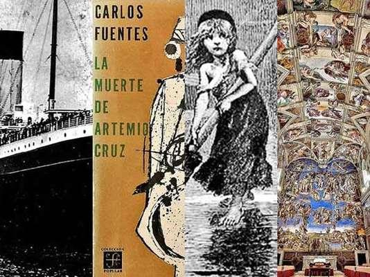 Natalicios, aniversarios, obras publicadas... 2012 será un año marcado por una intensa actividad cultural en México y el mundo.