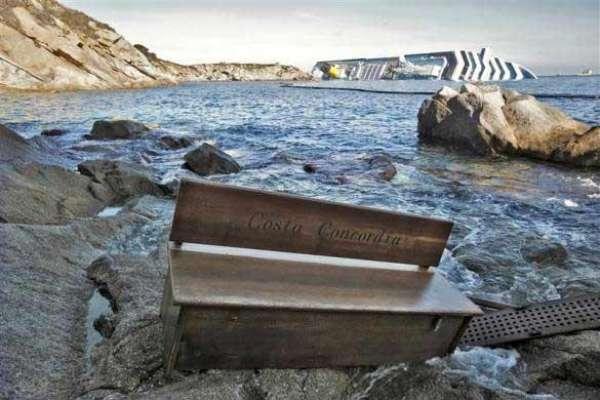 El naufragio del crucero es una tentación por las joyas, dinero y demás tesoros hundidos del Costa Concordia.