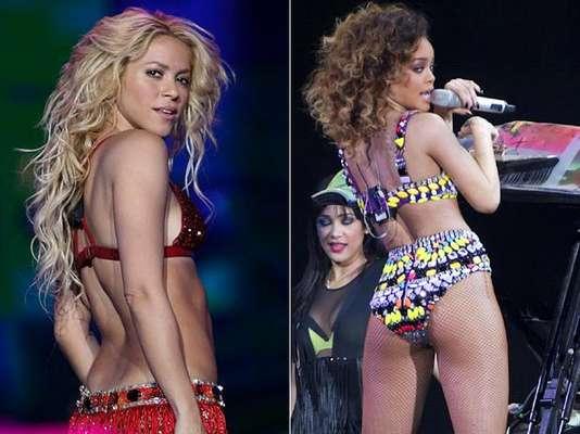 La cantante colombiana ocupa el puesto número 11 de la lista publicada por la revista británica 'Zoo', donde 2.000 lectores han elegido las 50 mejores colas del mundo.
