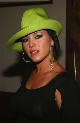 Alicia Machado: La ex Miss Universo fue motivo de polémica cuando en uno de los capítulos del reality 'La Granja' apareció teniendo relaciones con uno de los participantes.