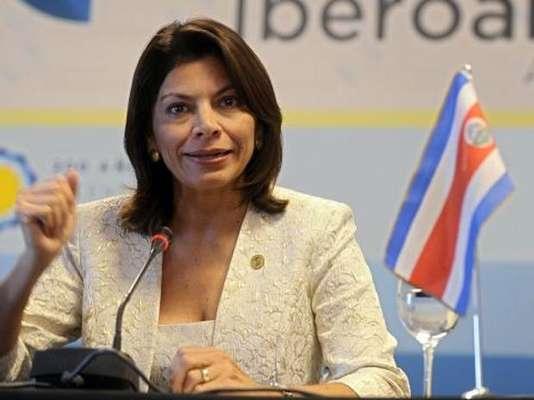 Laura Chinchilla Miranda: En febrero de 2010 fue la primera mujer costarricense en ser elegida presidenta del país centroamericano y la quinta en América Latina en ser electa mandataria.