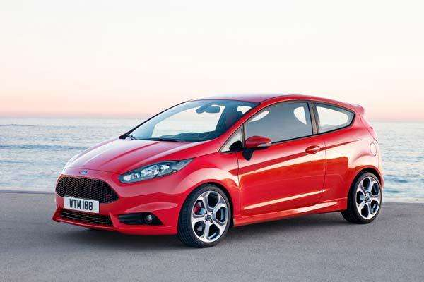 Fotos Ford Fiesta ST 2013