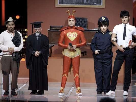 Parodiando llega a su novena emisión con seis duelos a muerte con los cuales se decide quien continúa en el concurso.