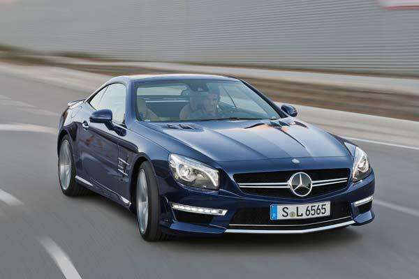 Fotos Mercedes-Benz SL 65 AMG 2013