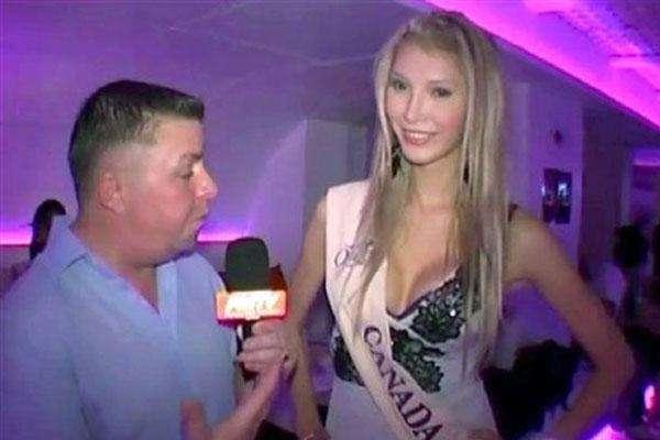 Los organizadores de Miss Universo Canadá han decidido permitir que Jenna Talackova, un transexual canadiense de 23 años de edad, se presente a la competición que se celebrará en Toronto en mayo.