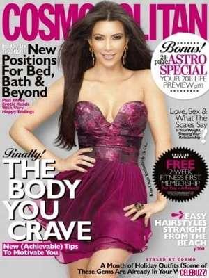 Siempre que vemos a Kim Kardashian notamos que hay algo nuevo en ella.