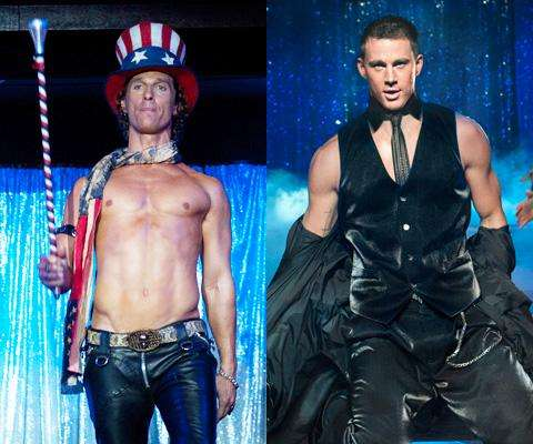 Magic Mike.