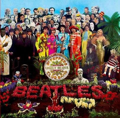 La publicación realizó una encuesta entre sus lectores para determinar cuáles han sido las portadas de discos que más les han gustado. Los Beatles, Pink Floyd y Nirvana, son algunas de las bandas escogidas. Estos fueron los resultados. 1. The Beatles, Sgt. Pepper's lonely hearts club band (1967).
