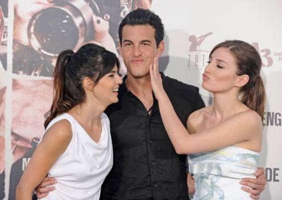 Mario Casas, María Valverde y Clara Lago, un trío amoroso fuera y ...