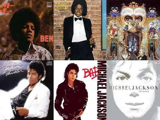 """A tres años de su muerte, el rey del pop continúa presente en el corazón de sus fanáticos a través de su música con casi 750 millones de discos vendidos. A continuación reseñamos los álbumes que el astro publicó desde muy tierna edad, cuando aún pertenecía a esa factoría de éxitos llamada Jackson Five, cuyos miembros sobrevivientes anunciaron recientemente que harán un homenaje a Michael con una serie de conciertos como parte del tour denominado """"Unity Tour 2012"""". Pese a no estar con nosotros, Michael vivirá por siempre gracias a sus inolvidables canciones y sus álbumes que siguen generando altas ventas."""