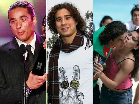 With his acrobatic saves, Guillermo Ochoa is a star on the field. Even so, off the field he is just as big an attraction, and he distinguishes himself for his fan-friendly disposition and his popularity with the ladies.
