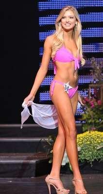 Connor Boss tiene 18 años y, aunque no ganó el concurso de Miss Florida, todo el mundo habla de ella.