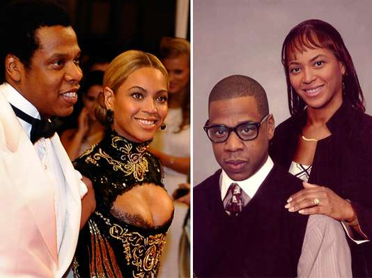 Beyonce y Jay-Z - Estas celebridades tienen todo el potencial para ser bellos pero la página en Facebook Planet Hiltron ha encontrado la manera de revelar lo que sería su identidad si no fueran famosos.