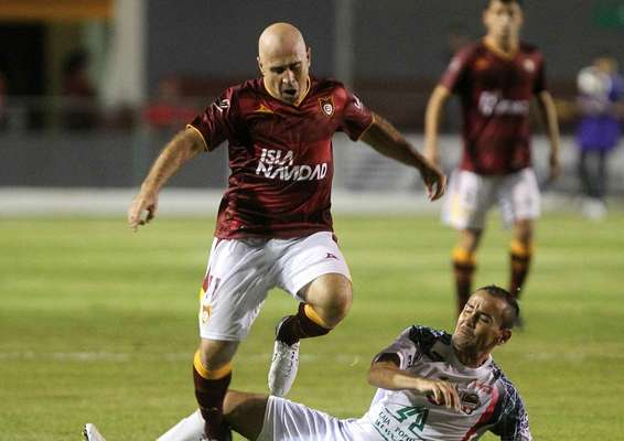 Rodrigo Pony Ruiz was a star with Puebla, Toros Neza and Santos in the first division and now will play in the Promotional League with Tecos.