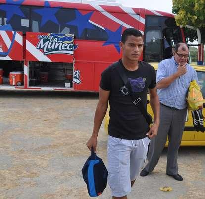 Diego Amaya, de 26 años, ha jugado la mayor parte de su carrera para el Once Caldas: entre 2004 y 2009, y entre el 2010 y el primer semestre del 2012. Atlético Bucaramanga fue otro de sus equipos.
