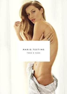 """""""Todo o Nada"""" de Mario Testino."""