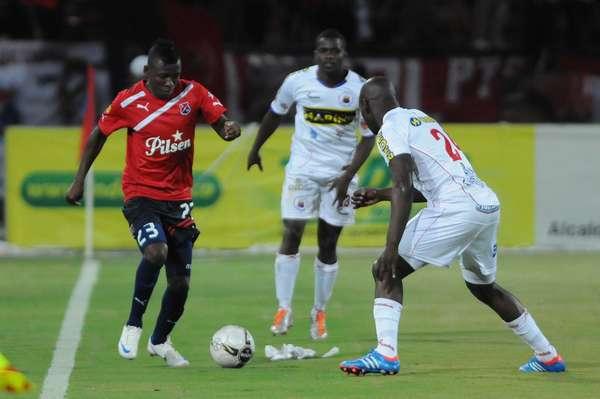 Independiente Medellín venció al Deportivo Pasto, en juego válido por la primera fecha de la Liga Postobón 2.