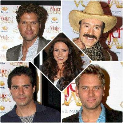 Ya se reveló el elenco de la novela que producirá Mapat próximamente para Televisa. Obvio, hay muchas chicas lindas, pero los hombres guapos ¡pululan!... Y aquí te los traemos a todos juntitos. ¡Míralos!