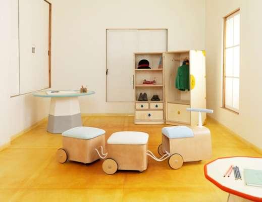 Muebles para los m s peque os aptos para jugar - Muebles marroquies en madrid ...