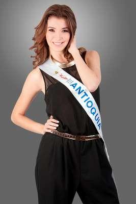 Señorita Antioquia, Laura Trujillo Montoya. Nació en Medellín el 18 de diciembre de 1988, tiene 23 años. Estudia sexto semestre de Ingeniería Civil en la Universidad EAFIT de Medellín y domina el idioma Inglés. Tiene ojos café, cabello rubio oscuro, piel blanca y mide un metro con 75 centímetros.