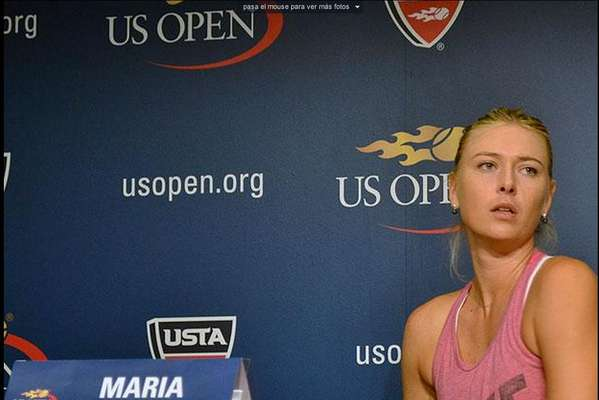 Maria Sharapova remains one of the favorites to take the title alongside Serena Williams.