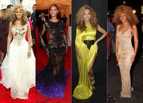 Beyonce festeja su cumpleaños número 31 este 4 de septiembre con un estilo muy sensual. Descubre con nosotros cómo ha sido su evolución de su imagen.