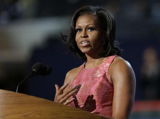 La primera dama de Estados Unidos, Michelle Obama, realizó un discurso en la apertura de la Convención Demócrata destacando que su esposo no había cambiado en sus cuatro años de gobierno y que merecía la confianza del país por cuatro años más.