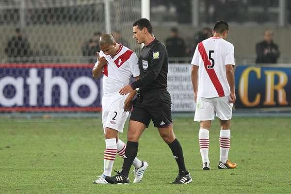 Revive las mejores imágenes de lo que no se vio del Perú ante Argentina.