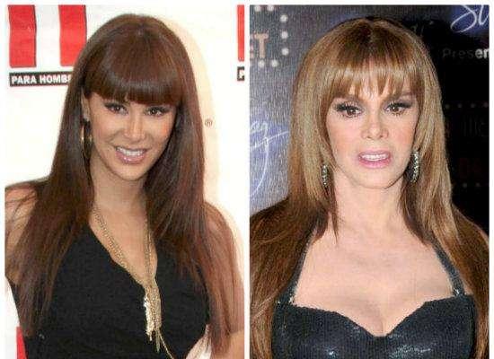 Artistas de telenovelas y sus dobles... ¡igualitos!