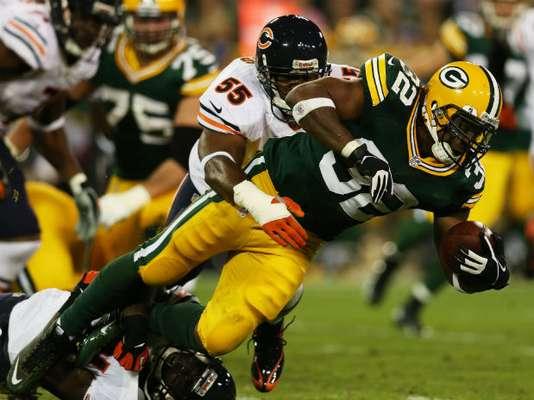 Green Bay Packers y Chicago Bears abrieron la semana 2 de la NFL en el Lambeau Field.