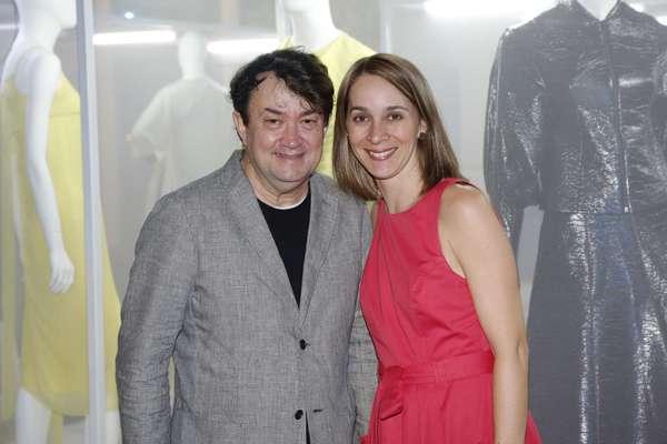O estilista Walter Rodrigues realizou seu último desfile, nesta terça-feira (19), durante o ParkFashion Connection, em Brasília