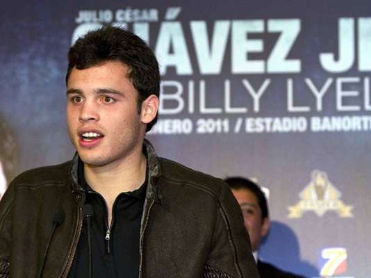 Julio Cesar Chavez Jr. has been part in various problems in his short life, both in the personal and professional.