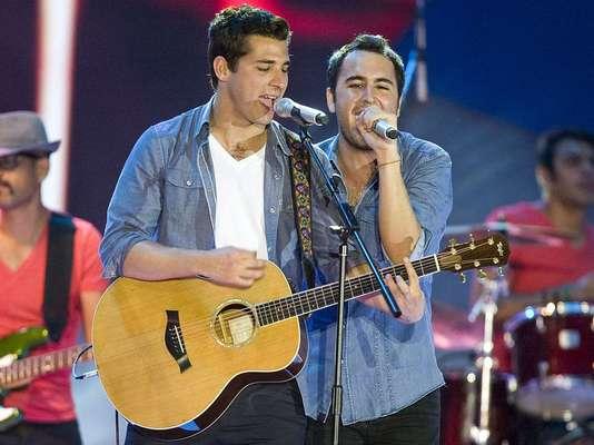 Reik coronó su música romántica en el conteo de los temas más escuchados en México con su sencillo, 'Te Fuiste de Aquí'.