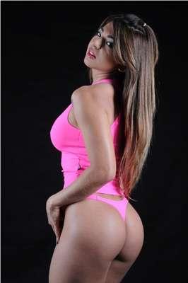 Eliana Roche, candidata ao Miss Bumbum que representa o Amazonas no concurso, fez um ensaio sensual. Ela posou para as lentes do fotógrafo Marcelo Ichida e fez fotos com calcinhas fio dental, shortinho e regatas