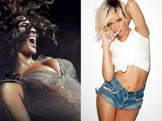 Beyoncé y Rihanna, aunque comparten roles como dos diosas consagradas en la escena pop mundial, una tiene más clase, elegancia y carisma que la otra, por ello queremos que nos ayuden a definir quien de las dos es más sexy o más naca. ¡Vota!