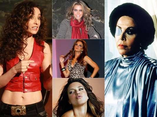 Todas tienen algo en común: Son muy pero muy malvadas en los papeles que han interpretado. Estas actrices se han ganado el corazón y, otras, el odio de sus seguidores por lo malévolas que han llegado a ser en los melodramas.