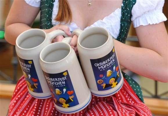 La famosa celebración de la cerveza en Múnich, el Oktoberfest, llega a su fin después de que aproximadamente 6,4 millones de visitantes consumieron cerca de 6,9 millones de tarros de litro de cerveza bávara, algo así como 14,6 millones de pintas.