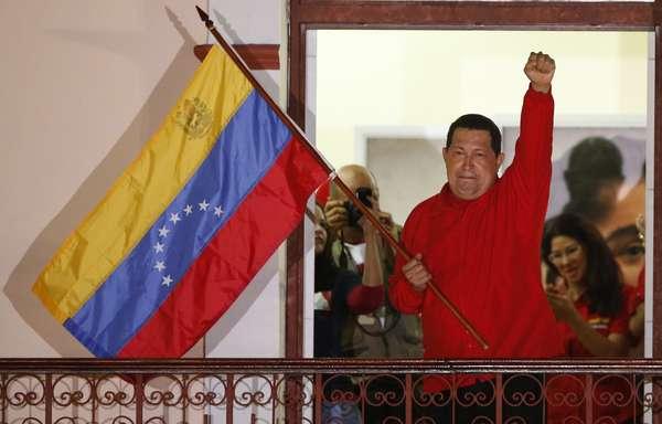 Hugo Chávez ganó este domingo las elecciones presidenciales en Venezuela y con ello un cuarto mandato para ligar 20 años en el gobierno. Así reaccionaron algunos líderes de América Latina y el mundo ante este acontecimiento que sacudió al continente: