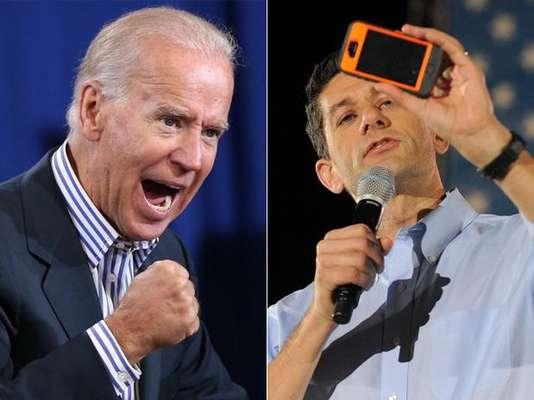 El vicepresidente Joe Biden y el candidato republicano Paul Ryan ya están listos para el debate vicepresidencial. La cita es Danville (Kentucky) y defenderán sus posturas frente a millones de televidentes en Estados Unidos.