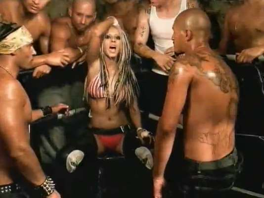 """Inspired by Pink's sensual dance video for 'Try,' British daily newspaper The Sun listed the hottest pop videos ever. Christina Aguilera's """"Dirrty,"""" video was crowned the hottest pop video. Take a look at the rest of The Sun's sizzling picks!"""