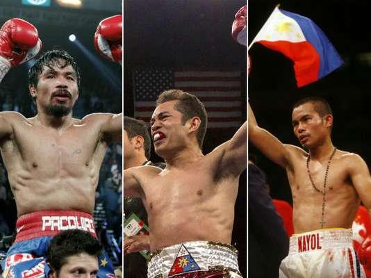 En la actualidad, la escuela de boxeo filipina es una de las mejores y de ella han salido figuras de gran nivel que han sorprendido en el deporte de los puños. Aquí hacemos un repaso de los más sobresalientes.