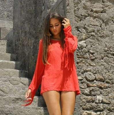 La brasileña Catarina Migliorini, subastó su 'virginidad' en internet por un valor de 780 mil dólares y comentó que la decisión fue fácil ,ya que, todo lo veía como un negocio.