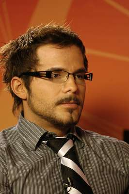 """Álvaro Ballero - """"Protagonistas de la fama"""" (Canal 13 - 2003)."""
