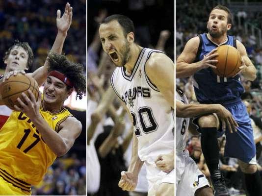 Tras el comienzo de la campaña 2012-2013 de la NBA, los latinos en algunos equipos son factores clave. Aquí hacemos un conteo de los jugadores que podrían dar de qué hablar en el mejor basquetbol del mundo.