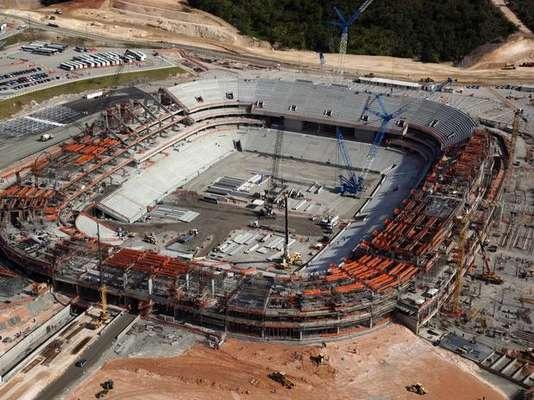 La FIFA y Comité Organizador Local (COL) anunciaron este jueves, 8 de noviembre, las sedes de la Copa de Confederaciones. La competencia tendrá lugar en junio de 2013, y los estadios están en la recta final de sus obras. Mire como están - y como serán los estadios del torneo.