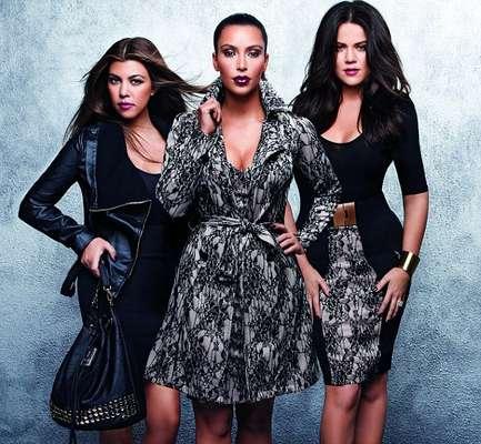 """¡ Revelada! La completa """"Kollection Kardashian 'para Dorothy Perkins . Las hermanas Kardashian han llevado al Reino Unido sus prendas justo a tiempo para la temporada de fiestas..."""