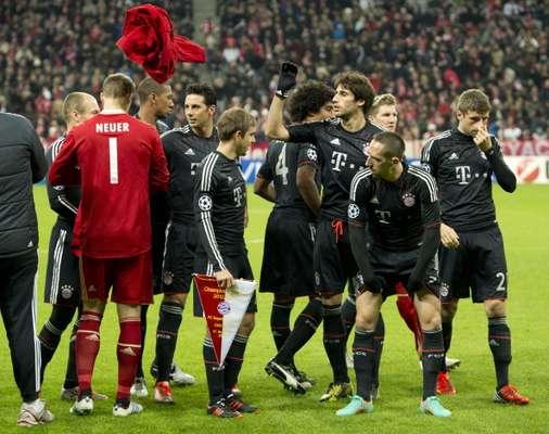 sábado 10 de noviembre - Bayer Munich recibe al Eintrach Frankfurt en la décimo primera jornada de la Bundesliga