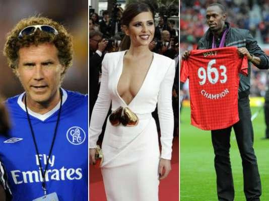 Como parte de nuestro resumen de fin de año, Terra Deportes te presenta los contenidos que más llamaron la atención en este 2012, como lascelebridades que tienen esa afición por el el futbol.